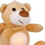 Nočna lučka Mark - medvedek