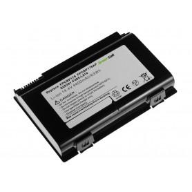 Baterija za Fujitsu-Siemens LifeBook E8410 E8420 E780 N7010 AH550 NH570 / 14,4V 4400mAh