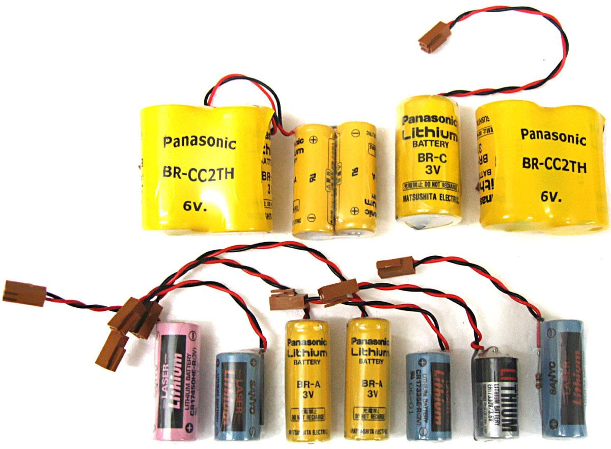industrijski baterijski sklopi