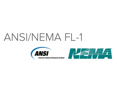ANSI/NEMA FL-1 standard